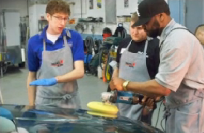 Auto Detailing Training April Craftsman Class
