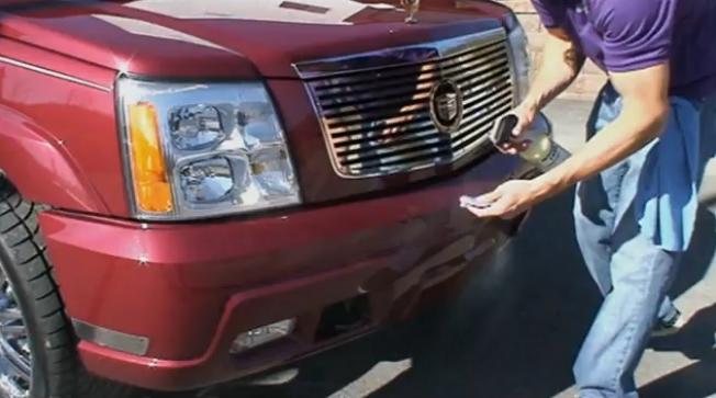 Auto Detailing Orange County Video