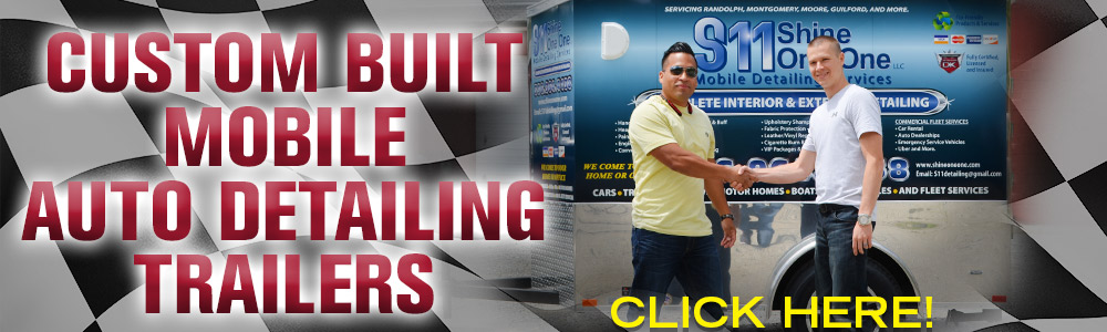Mobile Detailing Trailers