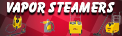 We Have Vapor Steamers!