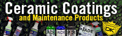 Ceramic Coatings and Maintenance Products!