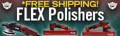 FLEX Polishers *Free Shipping