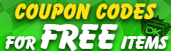 Coupon Codes for Free Items