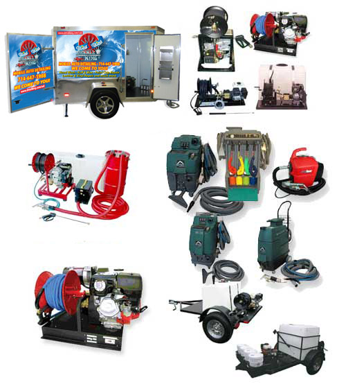 Auto Detailing Equipment Financing - Detail King