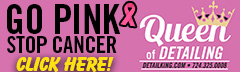 Go Pink! Stop Cancer!