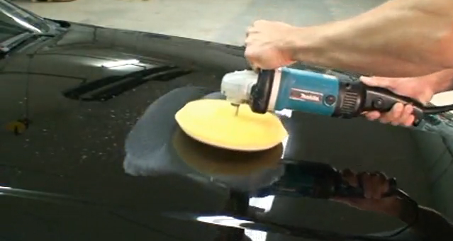 Wet Sanding & Scratch Removal Video