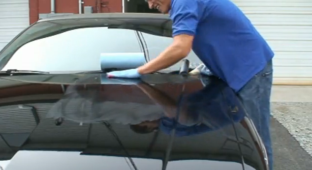 Paint Chip Repair Video