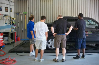 Hands On Auto Detailing Courses