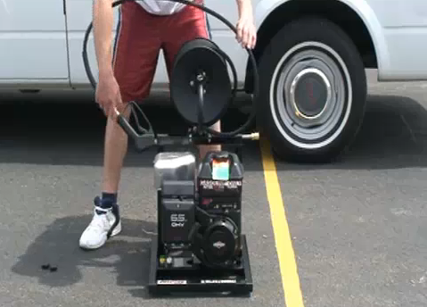 Pressure Washers for Mobile Detailing Video