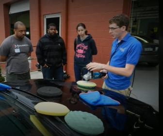 Automotive Reconditioning Training
