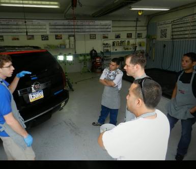 Car Detailing Classes