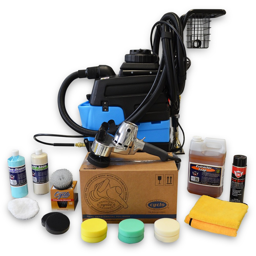High Quality Value Kits · Having The Correct Carpet Extractor ...