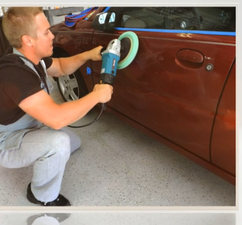 Hands-On Auto Detailing Training Class