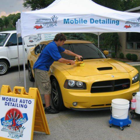 Auto Detailing Equipment Detail King