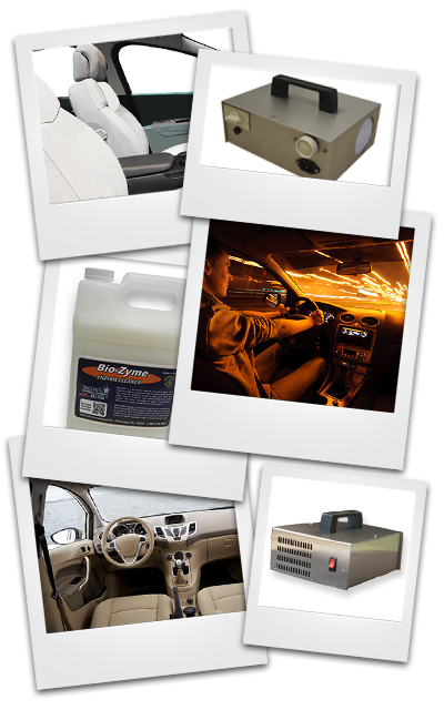 Ozone Generators For Auto Detailing Detail King