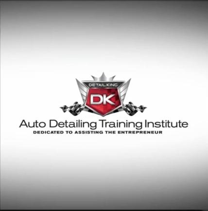 Detail King's Technician Training Class May 2013