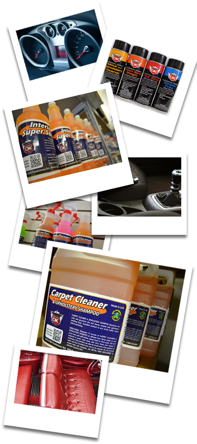 car interior cleaning products detail king