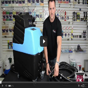Mytee HP60 Spyder – Heated Carpet Extractor