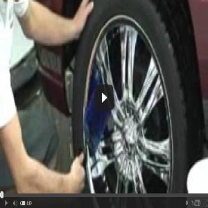 Auto Detail Brushes Exterior & Interior Usage
