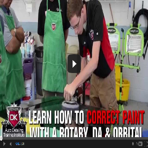 Auto Detailing Training School – Hands On Classes
