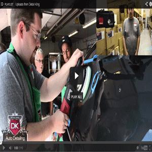 Auto Detailing Training Testimonials – August 2014 Tech Class