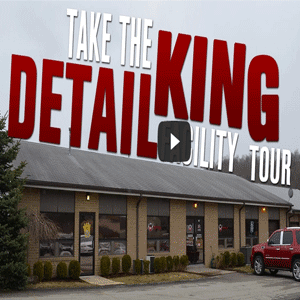 Detail King Headquarters Tour Video