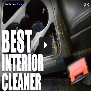 the best car interior cleaner detail king