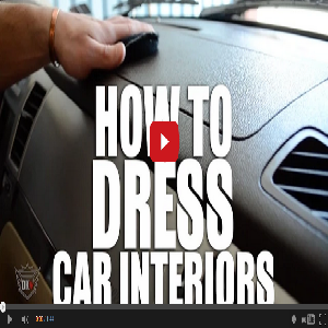 How To Dress Your Car Interior