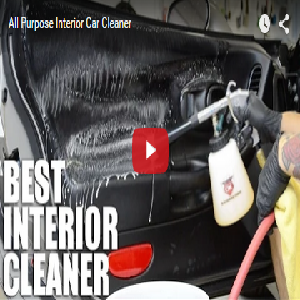 All Purpose Interior Car Cleaner Detail King