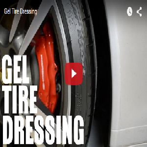 Gel Tire Dressing