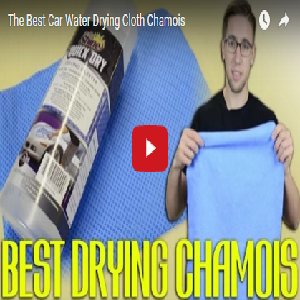 The Best Car Water Drying Cloth Chamois