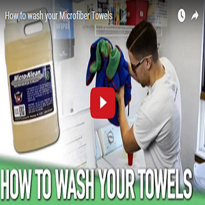 How To Wash Your Microfiber Towels