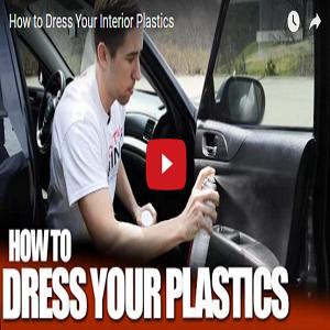 How To Dress Your Interior Plastics