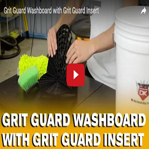 Grit Guard Washboard With Grit Guard Insert