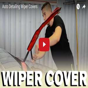 Auto Detailing Wiper Covers