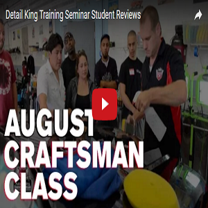 August Craftsman Training Seminar – 2016