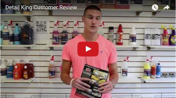 Detail King Customer Review