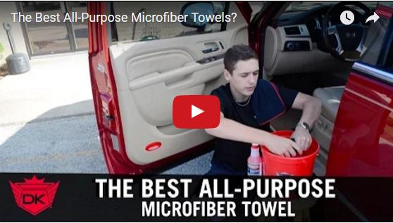All-Purpose Microfiber Towels