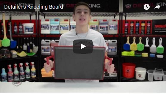 Detailer's Kneeling Board