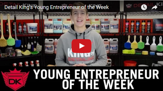 Detail King's Young Entrepreneur of the Week