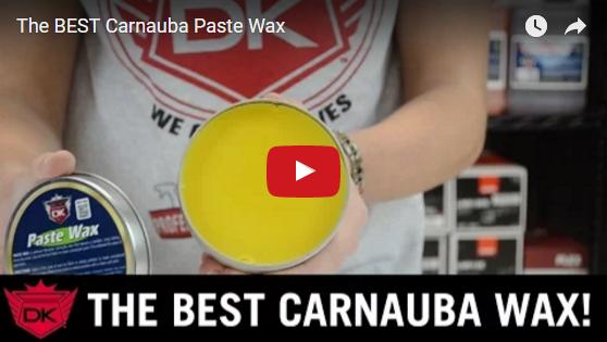 The Best Carnauba Paste Wax