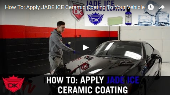 How To: Apply JADE ICE Ceramic Coating To Your Vehicle