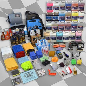 Professional Car Detailing Supplies >> Auto Detailing Supplies Equipment And Training Detail King