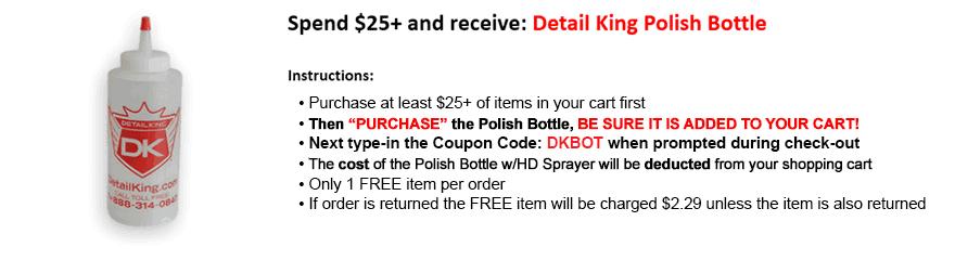 Polish Botlle
