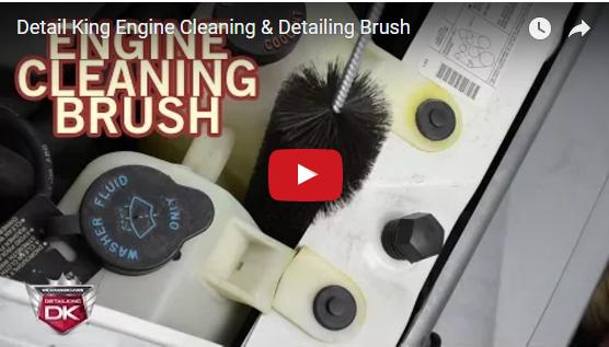 Detail King Engine Cleaning & Detailing Brush