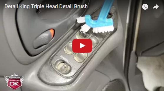 Detail King Triple Head Detail Brush