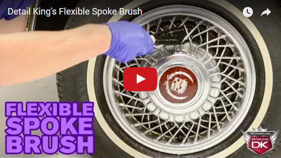 Flexible Spoke Brush