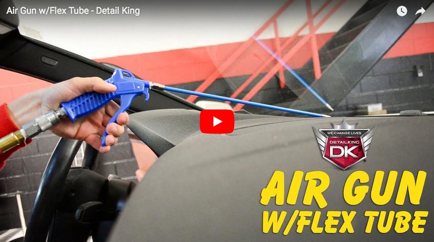 Air Gun w/Flex Tube