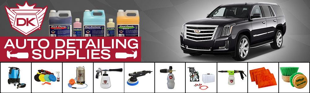 Professional Car Detailing Supplies >> Auto Detailing Supplies and Equipment - Detail King