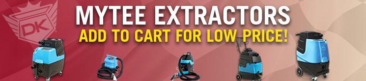 Mytee Carpet Extractors Low Price